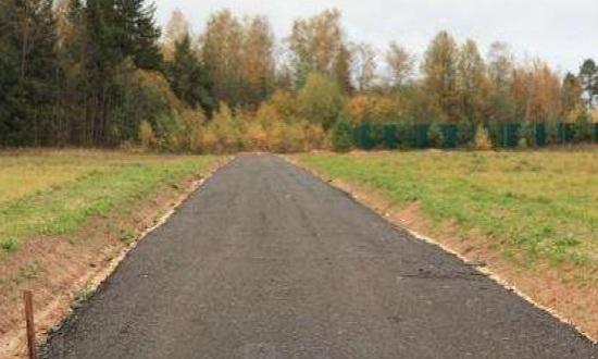 Новое Тишково дороги