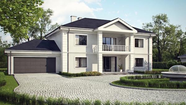 Проект дома Новое Тишково